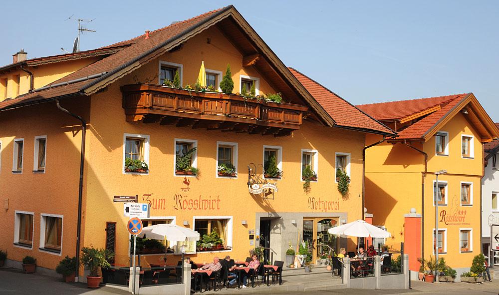 Hotel Rosslwirt In Bayern Wanderhotel In Lam Lamer Winkel